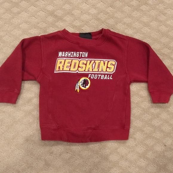 super popular 4edf4 2d57b Toddler Redskins sweatshirt